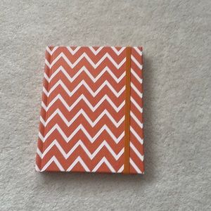 NWT Fully Lined Chevron Notebook/ journal
